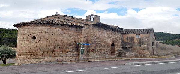 Declaració BCIL Església de Santa Mª del Camí