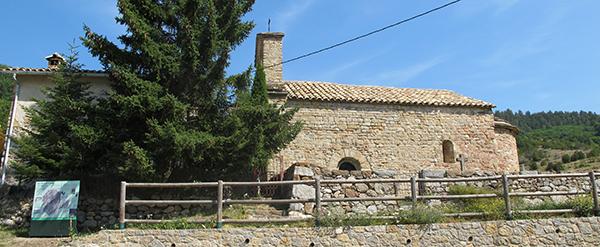Senyalització Castell de l' Areny - Fígols
